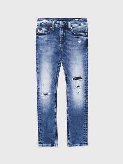 Diesel - SLEENKER-J-N, Jean Bleu - Jeans - Image 1