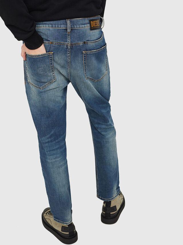 Diesel - D-Eetar 089AR, Bleu Foncé - Jeans - Image 2