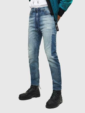 D-Vider JoggJeans 069JZ, Bleu Clair - Jeans