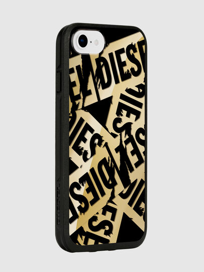 Diesel - MULTI TAPE GOLD/BLACK IPHONE 8/7/6S/6 CASE,  - Coques - Image 6