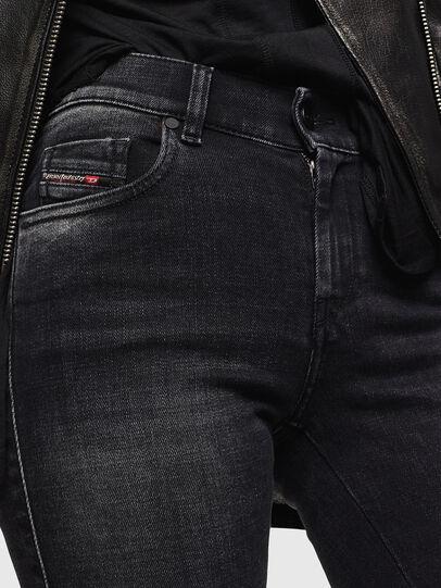 Diesel - Sandy 0096P, Noir/Gris foncé - Jeans - Image 3
