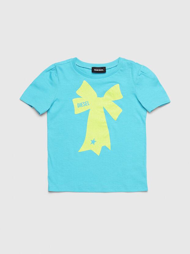 TASHAB-R, Azur - T-shirts et Hauts