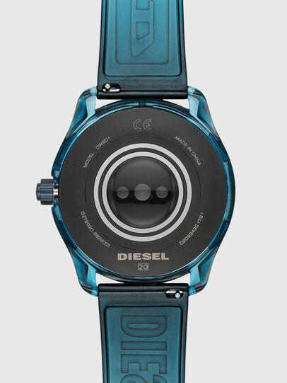 Diesel - DT2020, Bleu - Smartwatches - Image 4