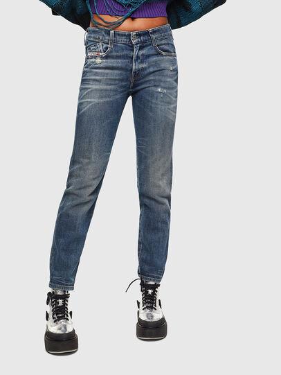 Diesel - D-Rifty 0890Y, Bleu moyen - Jeans - Image 1