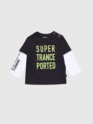 TANCEB, Noir/Blanc - T-shirts et Hauts