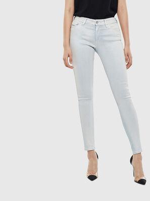 Slandy 0099W, Bleu Clair - Jeans
