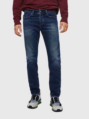 Buster 0870F, Bleu moyen - Jeans