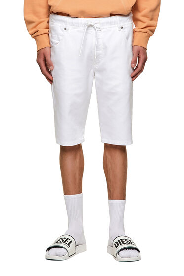 Short slim en JoggJeans® uni