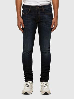 Sleenker 009EY, Bleu Foncé - Jeans