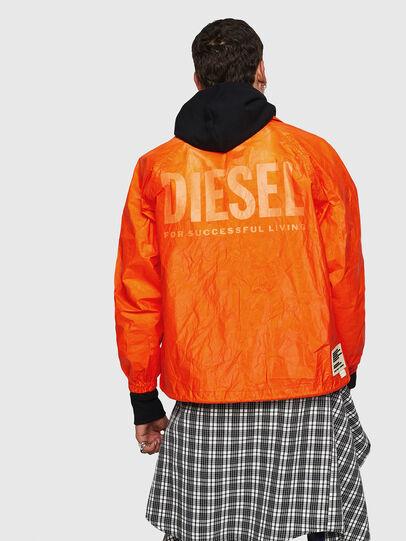 Diesel - J-AKINATOR-TVK, Orange - Vestes - Image 2