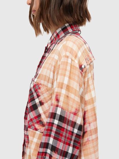 Diesel - C-SUPER-H, Rose/Rouge - Chemises - Image 4