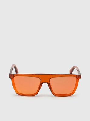 DL0323, Orange - Lunettes de soleil
