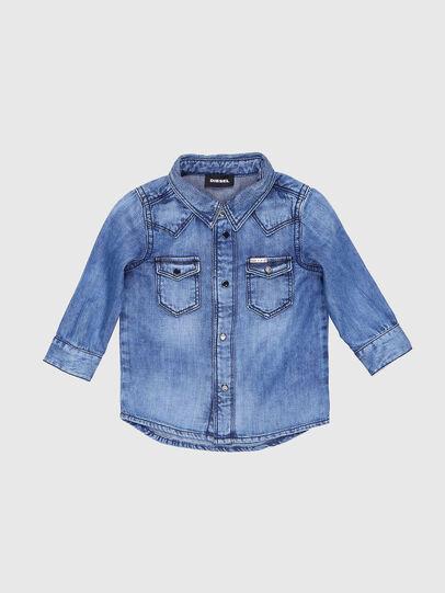 Diesel - CITROB, Jean Bleu - Chemises - Image 1