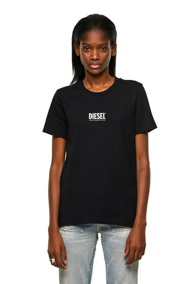 T-shirt Green Label avec petit logo