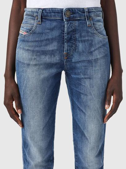 Diesel - Babhila Z09PK, Bleu moyen - Jeans - Image 3