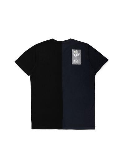 Diesel - D-MESO&MESO, Noir - T-Shirts - Image 2