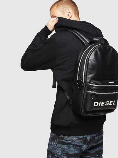 Diesel - ESTE, Noir/Blanc - Sacs à dos - Image 6