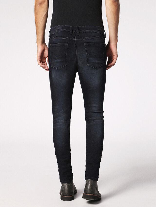 Diesel - Spender JoggJeans 0686F, Bleu Foncé - Jeans - Image 2