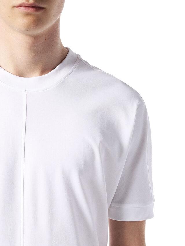 Diesel - TANORMAL, Blanc - T-Shirts - Image 5