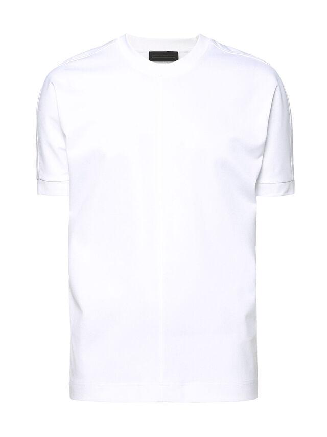 Diesel - TANORMAL, Blanc - T-Shirts - Image 4