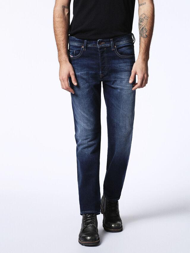 Diesel - Buster 0860L, Bleu Foncé - Jeans - Image 2