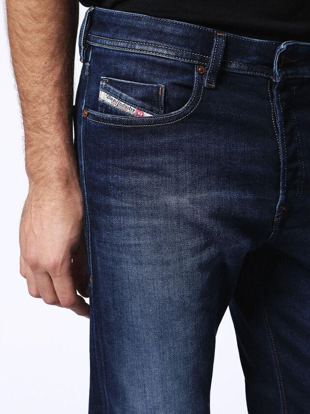Diesel - Buster 0860L, Bleu Foncé - Jeans - Image 4