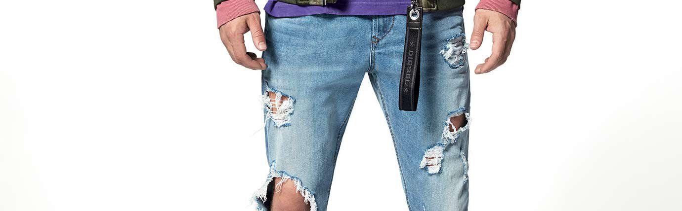 Diesel Nouveautés Jeans Homme