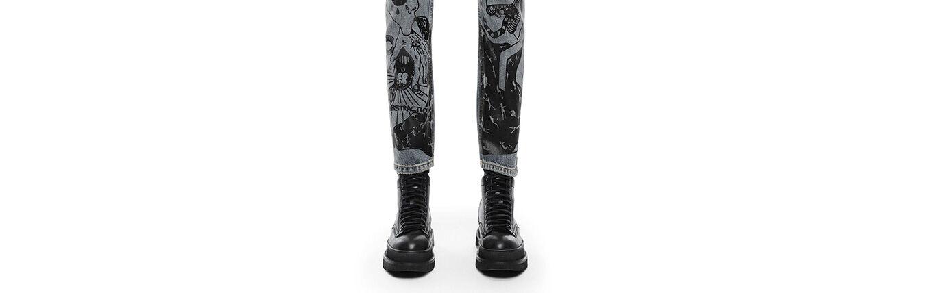 Jeans Homme Diesel Black Gold Diesel