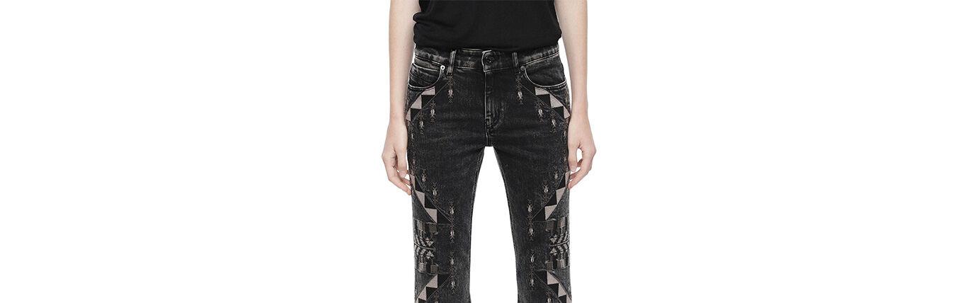Jeans Femme Diesel Black Gold Diesel