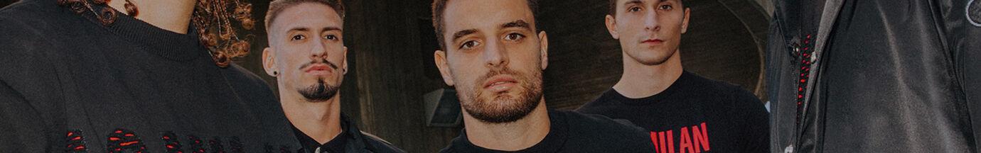 Diesel est partenaire de style de l'équipe AC MILAN