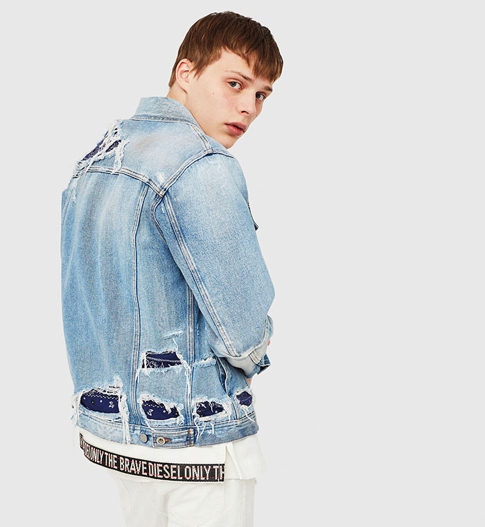 Diesel Promotion Man: Jeans, Apparel, Shoes up to 50% off