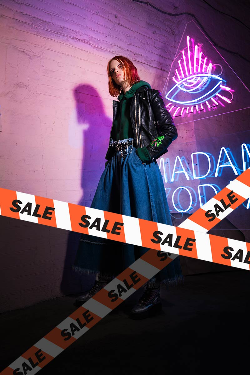 Promotions Preview Up To 50% Off For Woman | Diesel Online Store