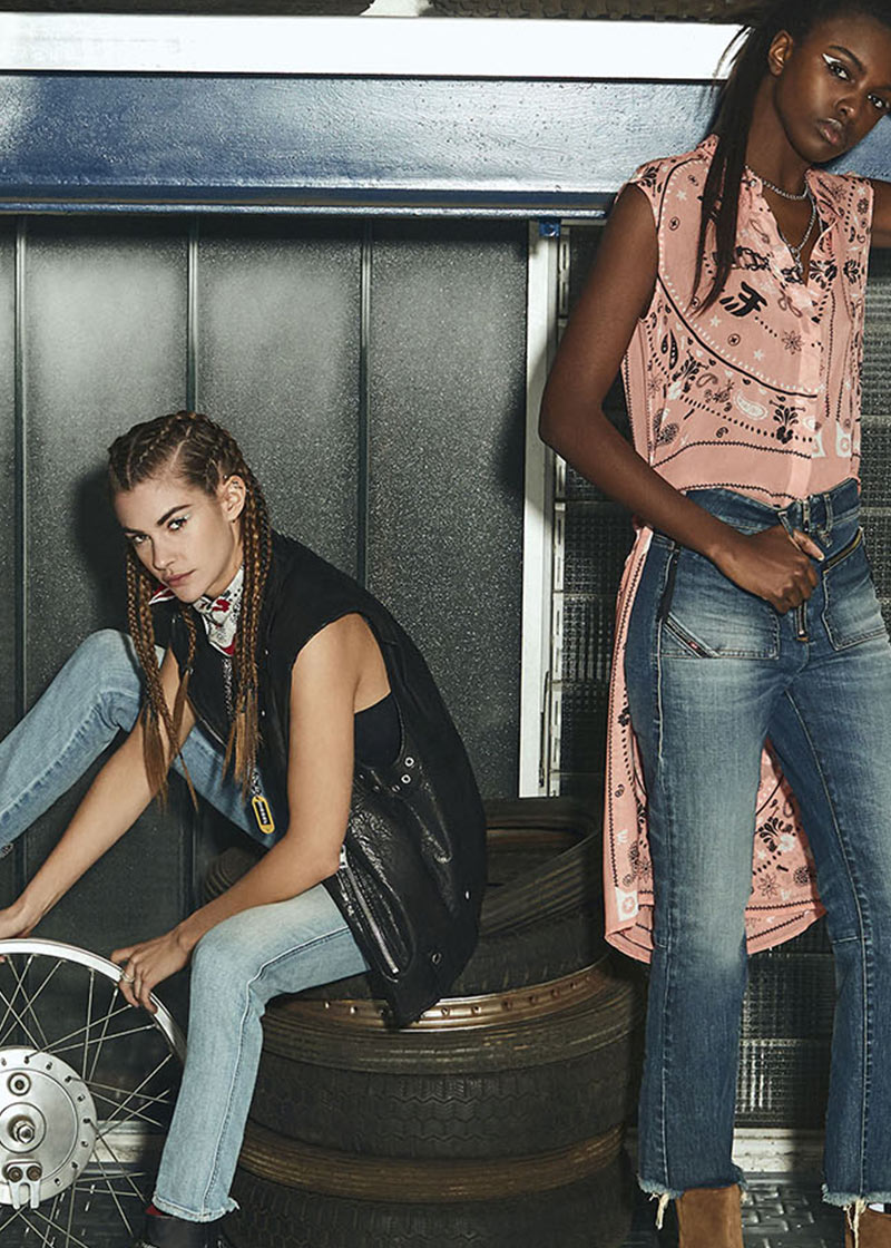 Acheter Pour Femme | En savoir plus sur Diesel.com