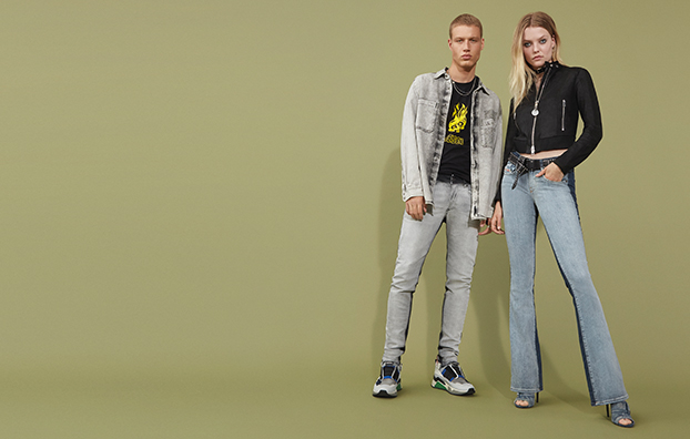 New Jeans Woman