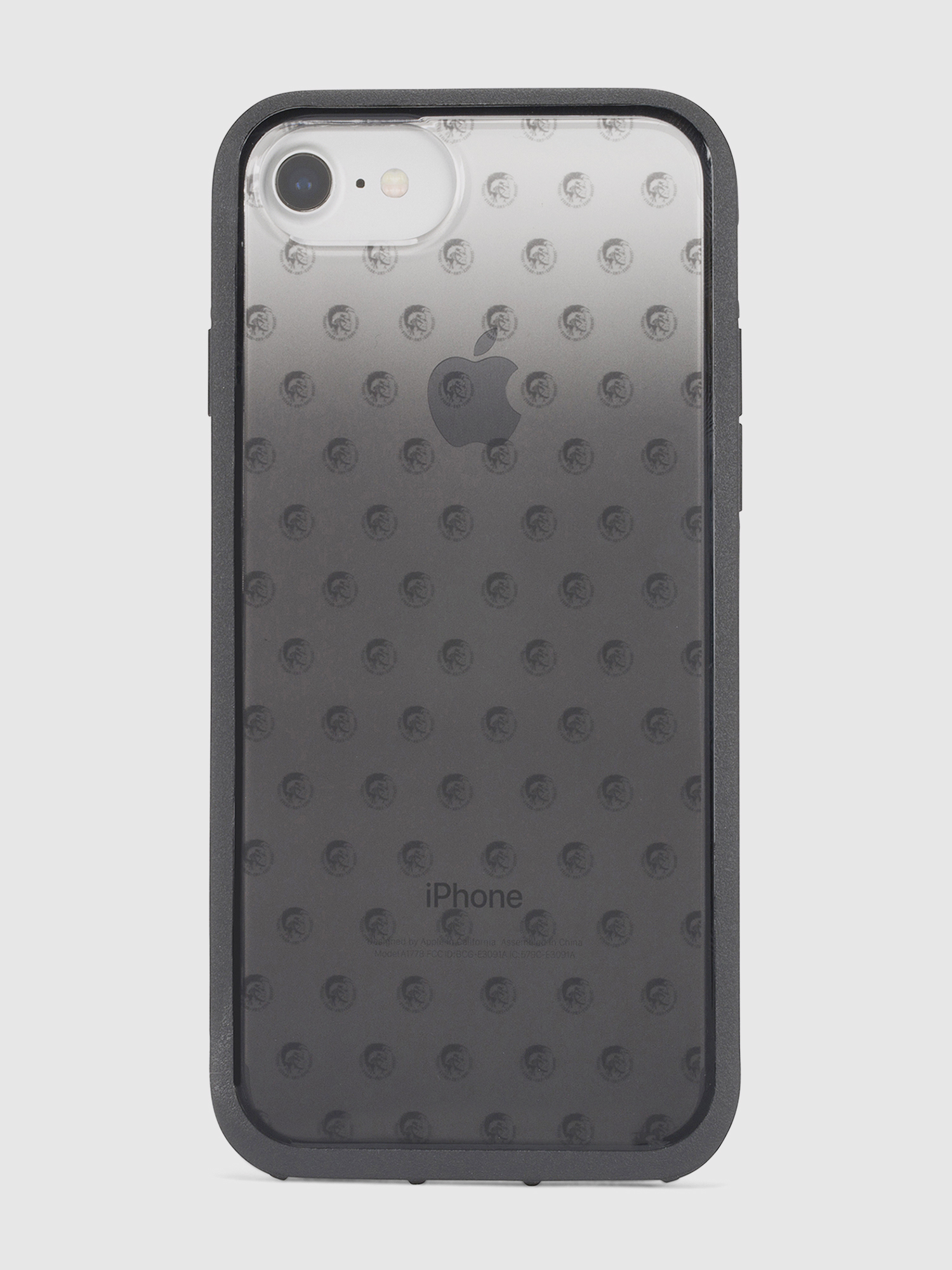 Diesel - MOHICAN HEAD DOTS BLACK IPHONE 8/7/6s/6 CASE,  - Coques - Image 2