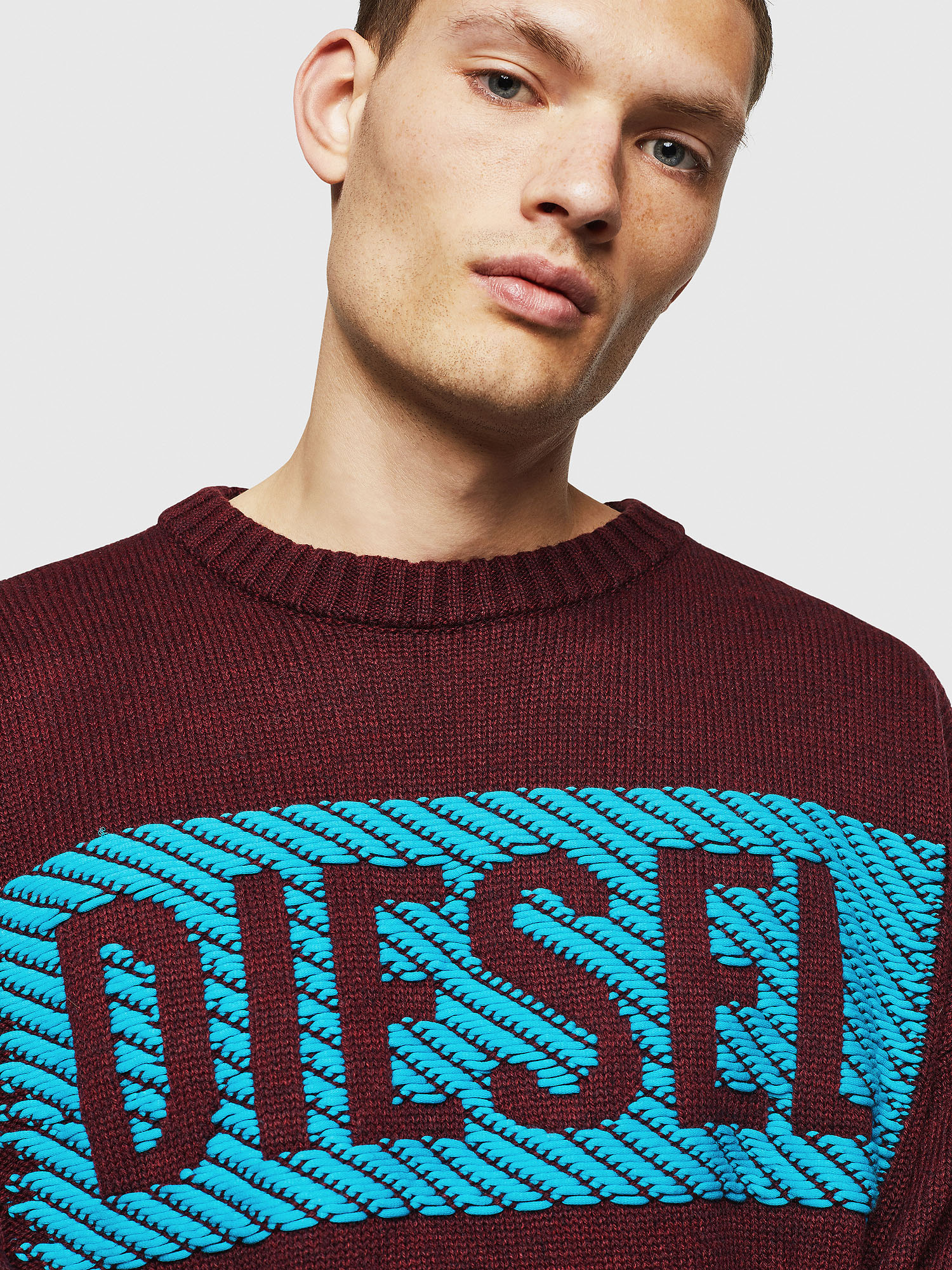 Diesel - K-LOGOX-C,  - Pull Maille - Image 4