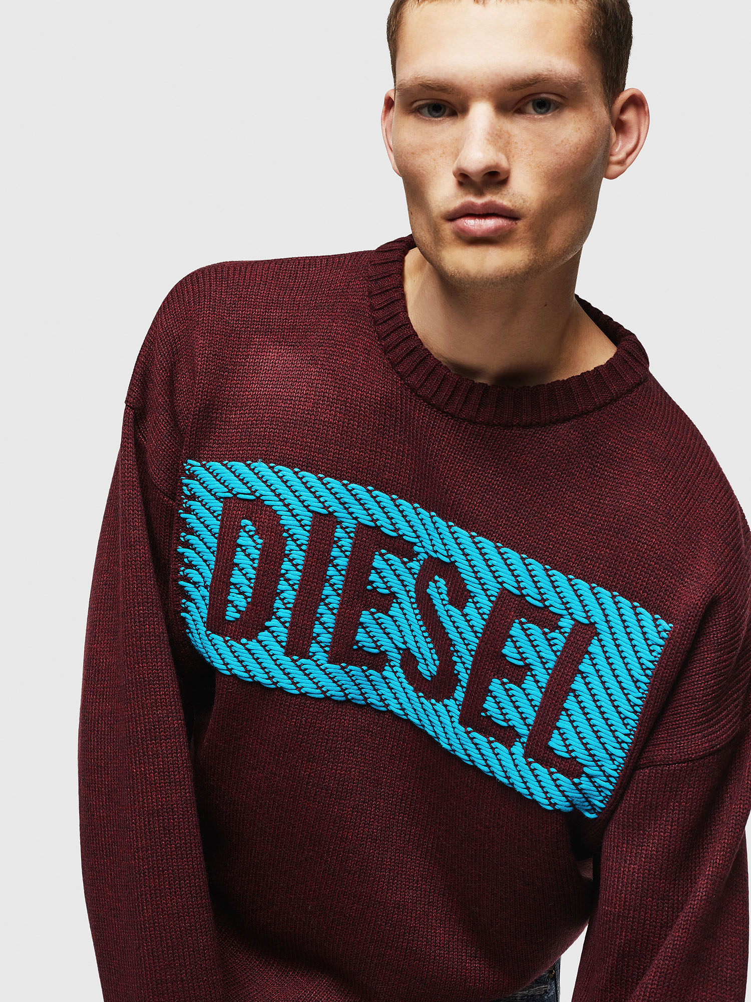 Diesel - K-LOGOX-C,  - Pull Maille - Image 3