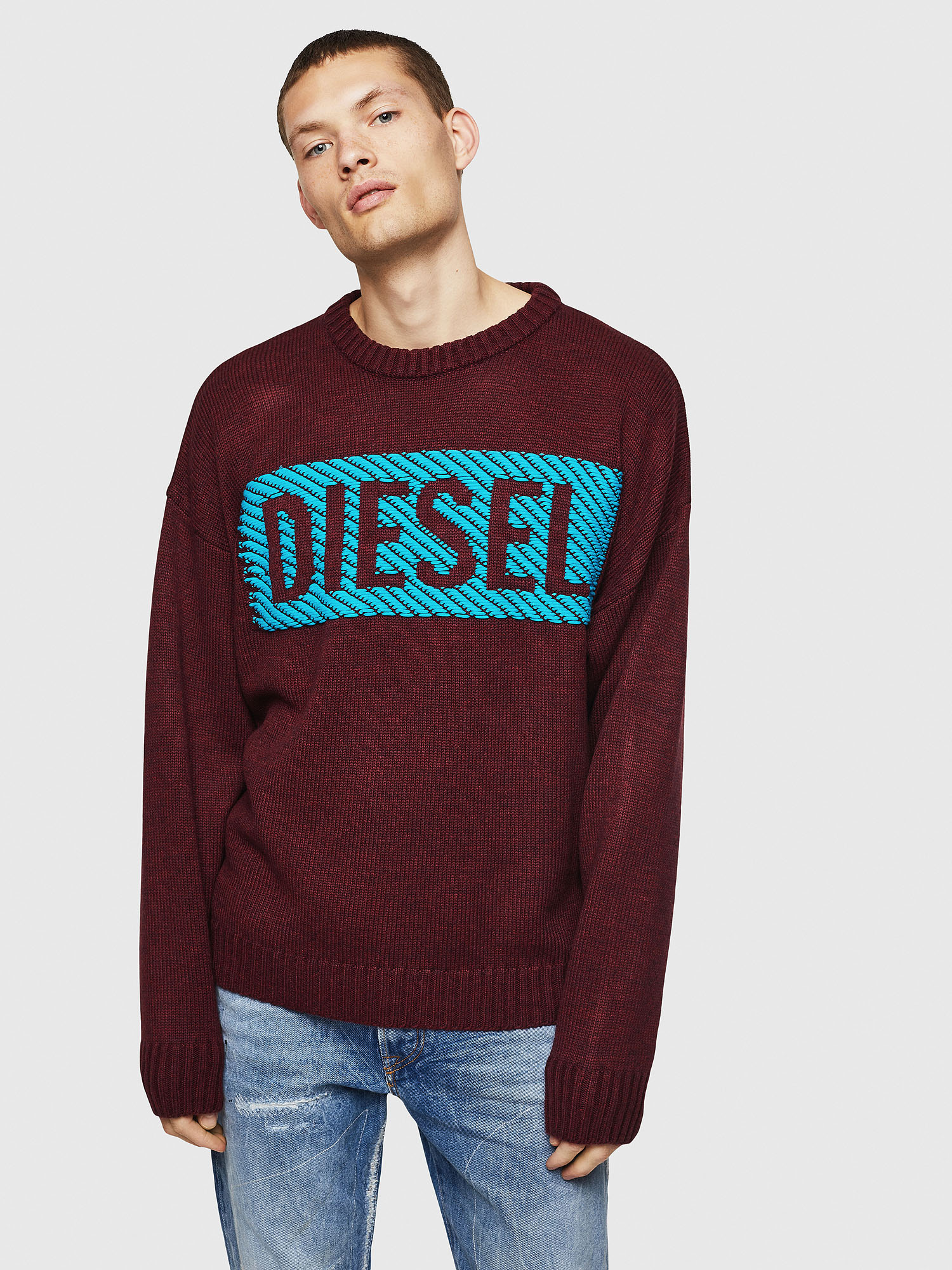 Diesel - K-LOGOX-C,  - Pull Maille - Image 1